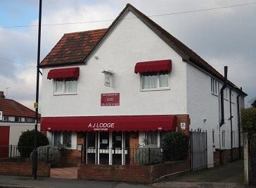 A J Lodge Guest House