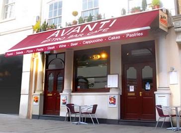 Avanti Bistro Bar Cafe
