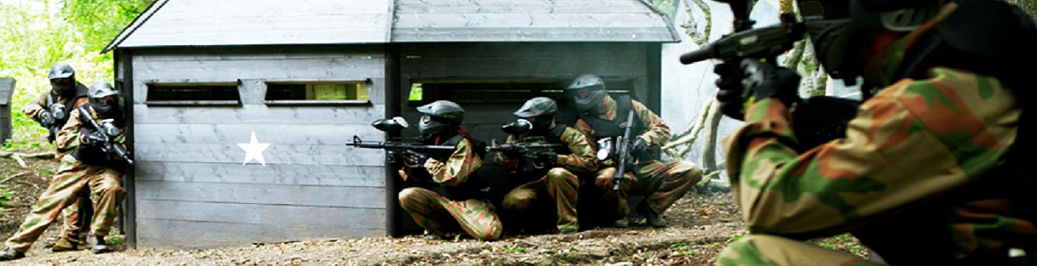 Slough Paintball Centre