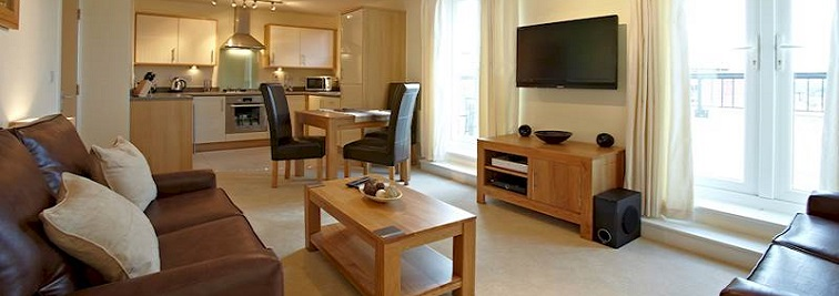 Urban Stay's short let apartments Slough
