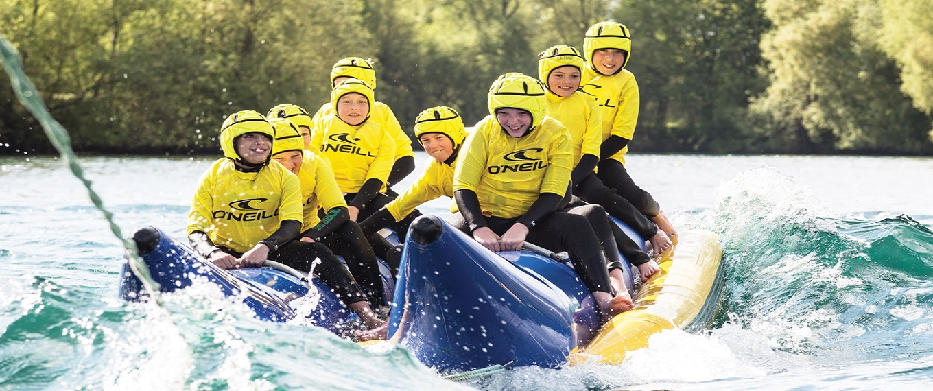 Water Sports And Theme Parks In Slough And Windsor
